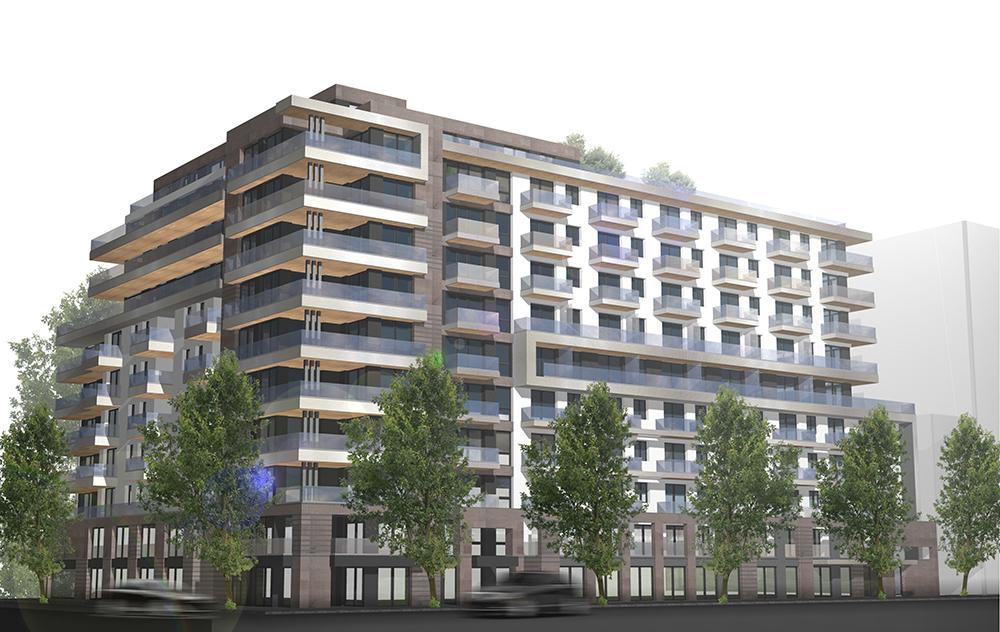 Dagály street 65.-7. – Architecture: Lamro Ltd.