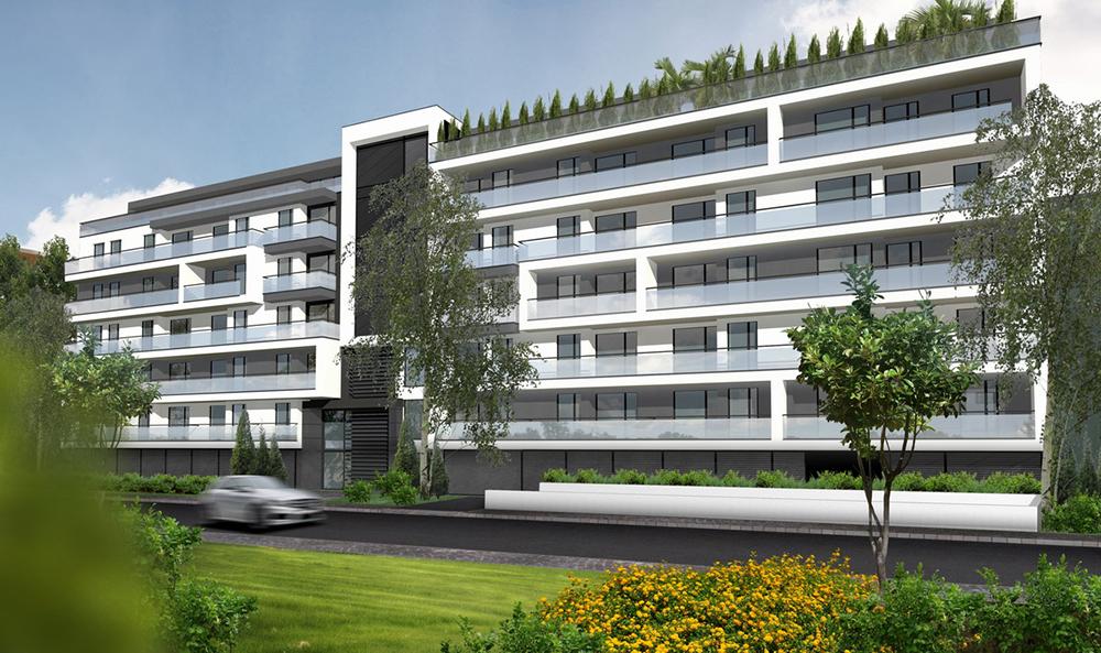 Gizella Street – Architecture: Lamro Ltd. – Design stage.