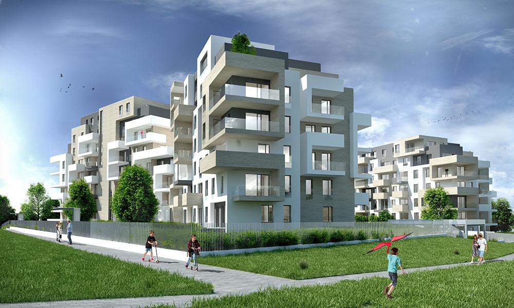Sasad liget Phase V. – Architecture: OK2 Építész Iroda Ltd.