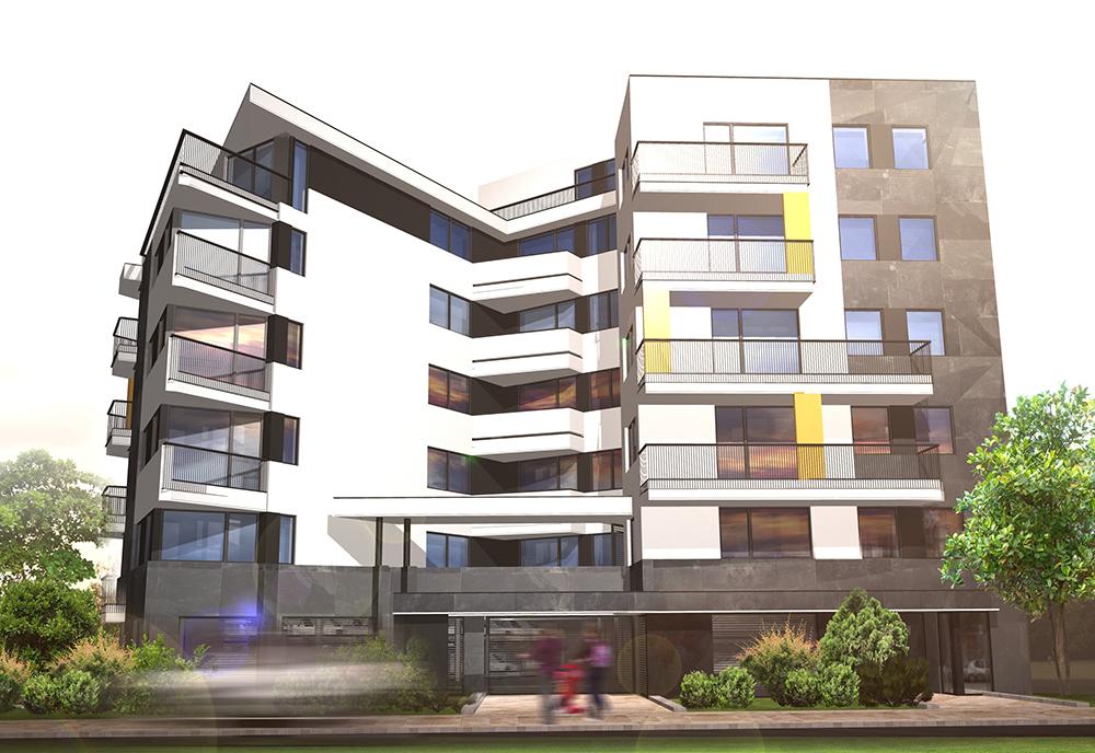 Újpalota – Architecture: Lamro Ltd