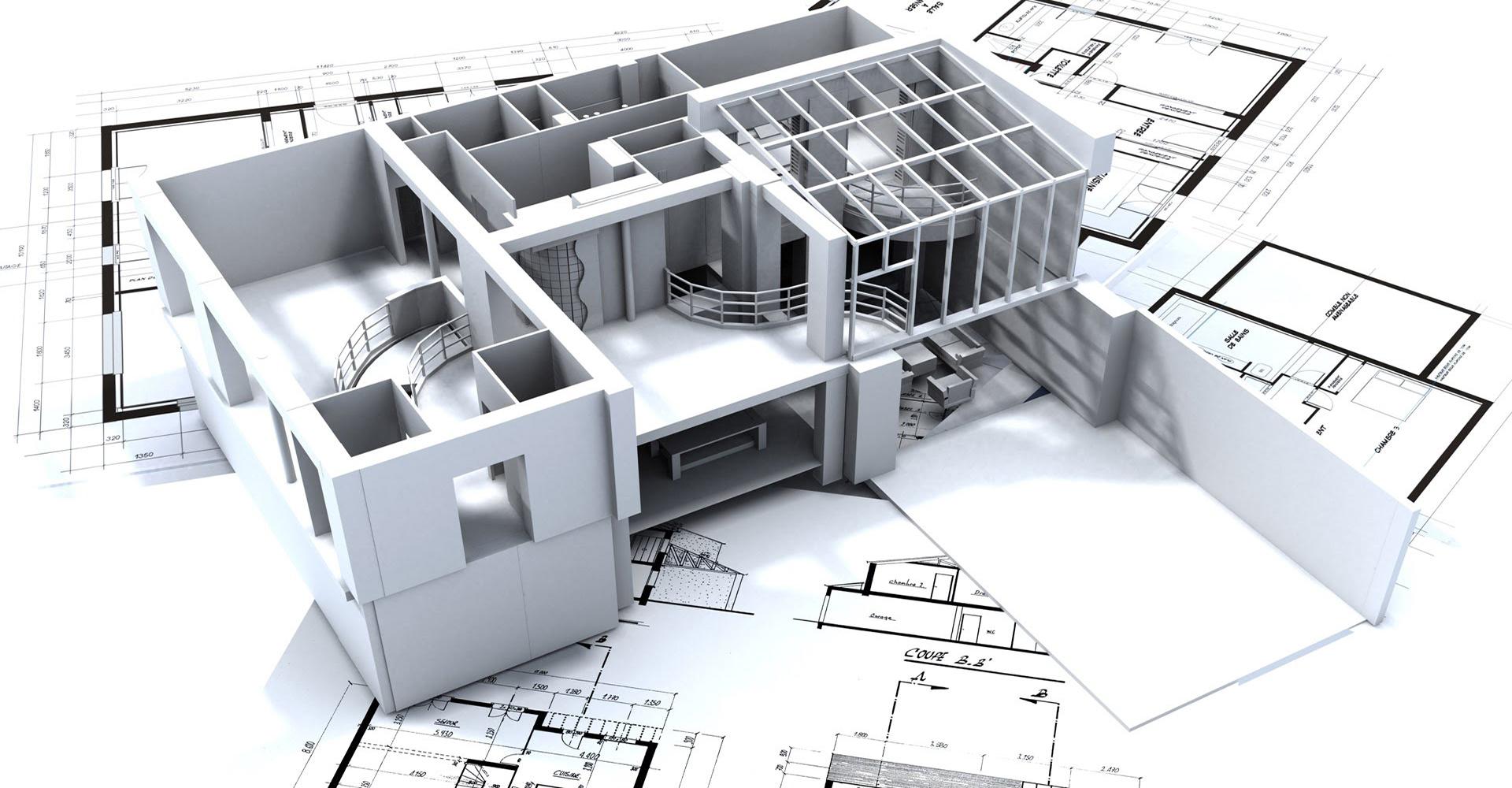Családi házak, társasházak, irodaházak, ipari épületek teljeskörü, komplett statikai tervezése